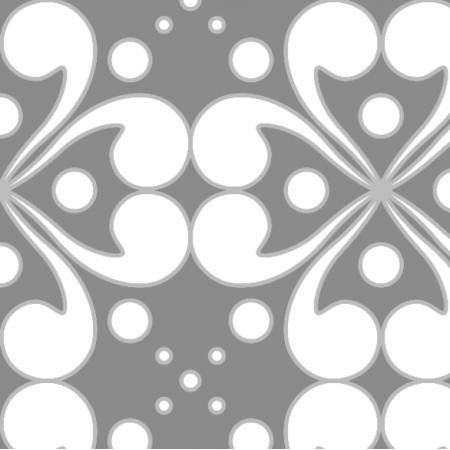 11070 | biało-szary wzór