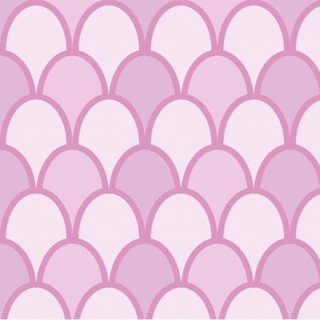 Tkanina 11087 | Pink Pattern