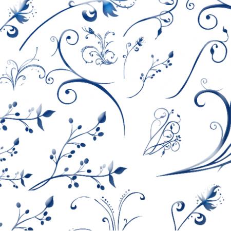 11213 | blue flowers