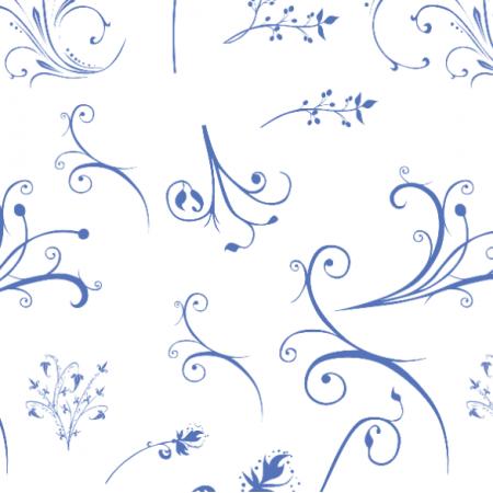 11225 | blue flowers