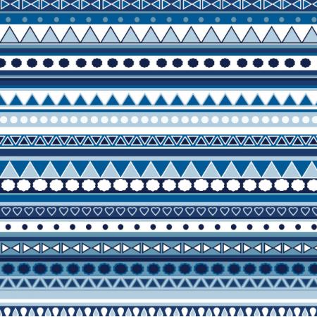 Tkanina 11248 | Niebieski