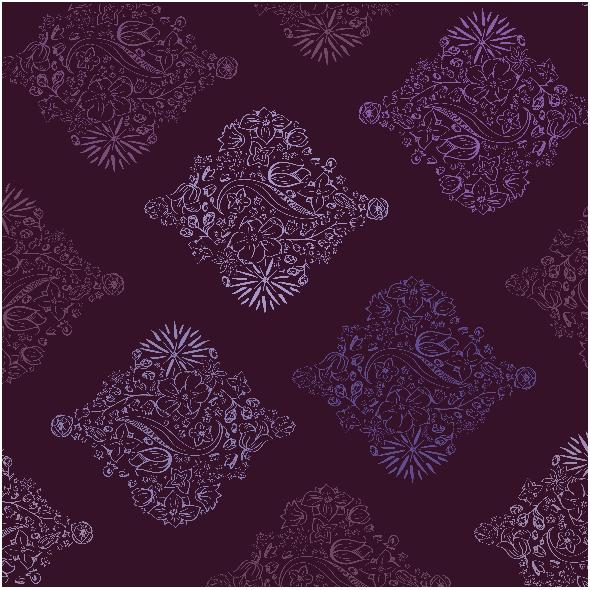 Fabric 11262 | kwiatowy Ornament