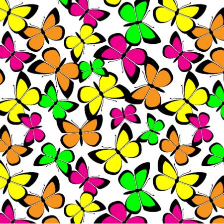 Tkanina 11299 | 003 - Butterfly