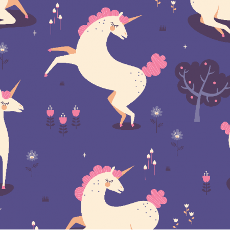 Fabric 1316 | Unicorn Land