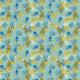 Tkanina 11396   owady na kwiatach