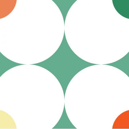 11498 | Panel poduszka/ pillow (seria: Mellow RETRO) 48cm