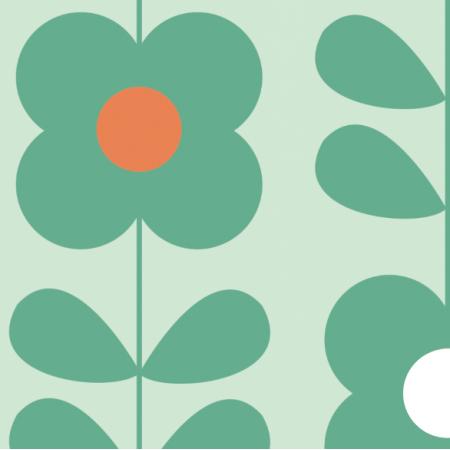 11545 | Kwiaty  (seria: Mellow RETRO)
