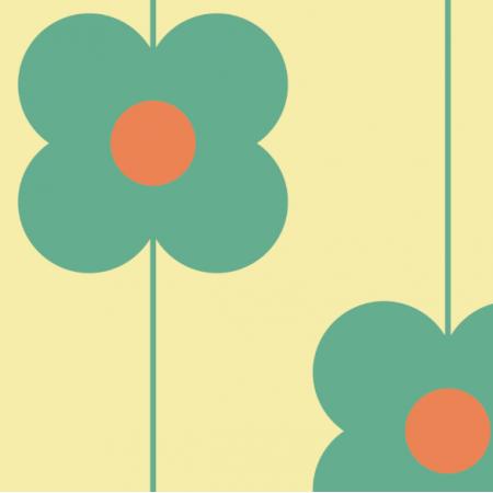 11548 | Kwiaty  (seria: Mellow RETRO)