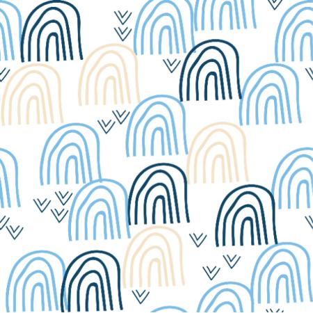 Fabric 11560 | Krajobraz