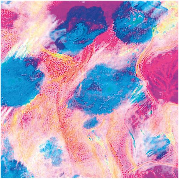 Tkanina 11597 | olours of summer 3 - abstract pattern PILLOW