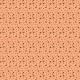Fabric 11639 | jaskółki pomarancz