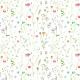 Tkanina 11659 | Kwiaty polne - M
