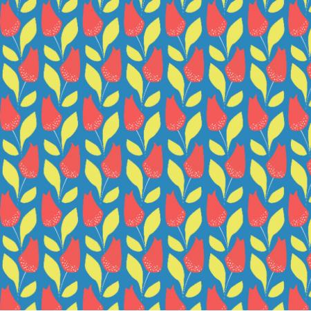 Fabric 11795 | Kwiaty
