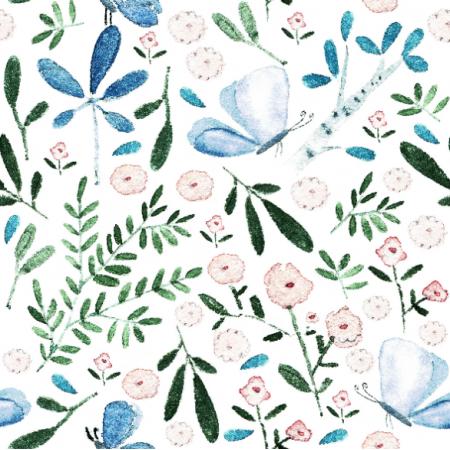 Fabric 11837 | Na łące