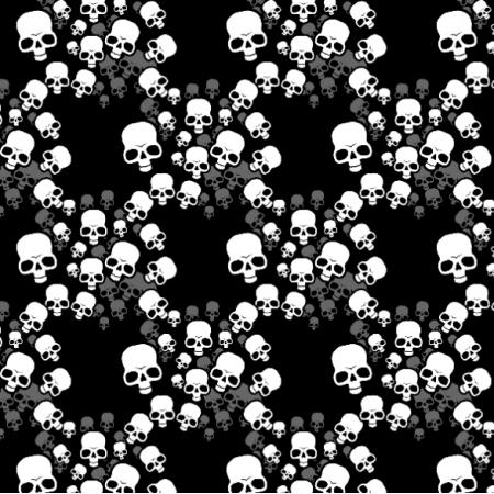 Fabric 11882 | 009 - Skuls
