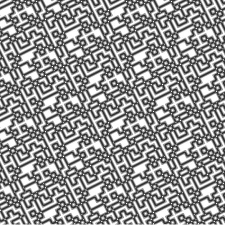 Tkanina 11883 | 010 - Tetris