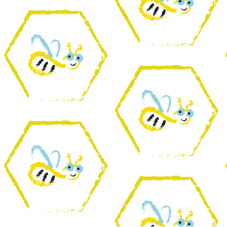 11888 | BUSY BEE - pattern for kids