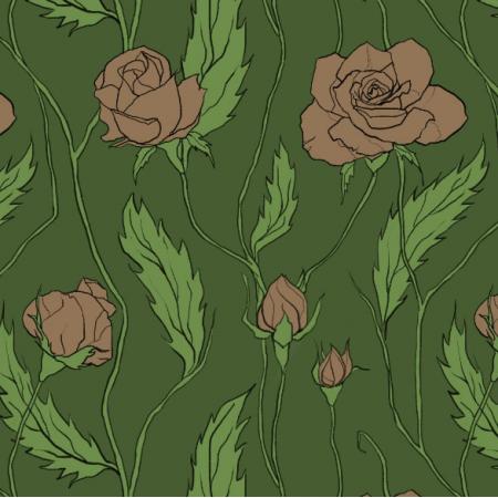 11899 | Róże Większe (Kwiaty_8)