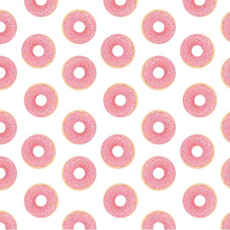 11936 | Różowe donuty