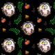 Tkanina 11939   Hedgehog