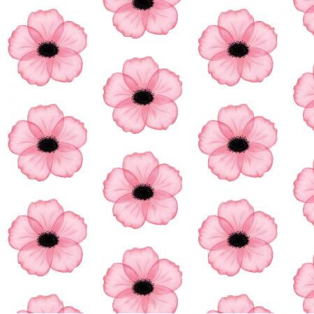Tkanina 11949 | Delikatne kwiaty