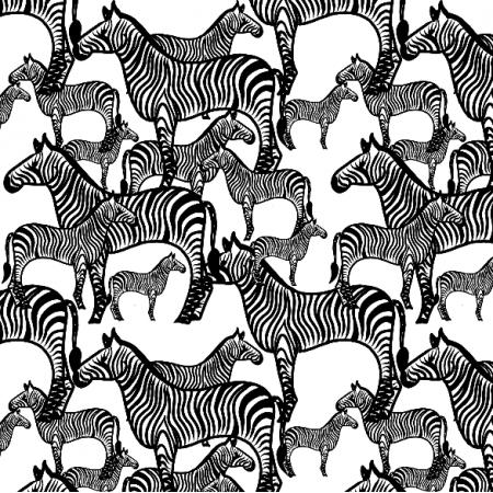 Tkanina 11969 | Zebra