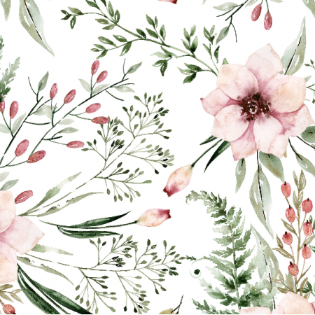 Tkanina 11988 | Flowers1