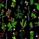 Fabric 12006 | łąka