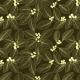 Tkanina 12029 | Golden leaves