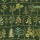 Fabric 12031 |funky trees