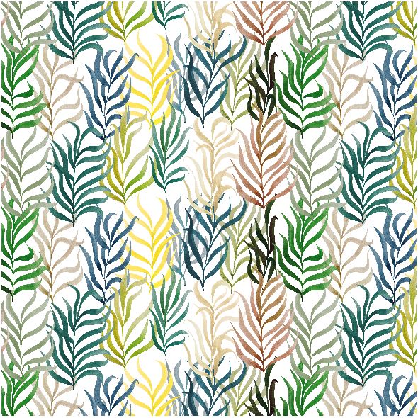 Fabric 12035 | A walk in the jungle