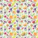 Tkanina 12036  Joyful watercolour floral