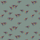 Fabric 12044 | Khaki Birds
