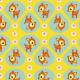 Tkanina 1381 | Cherry Blossom Bambi