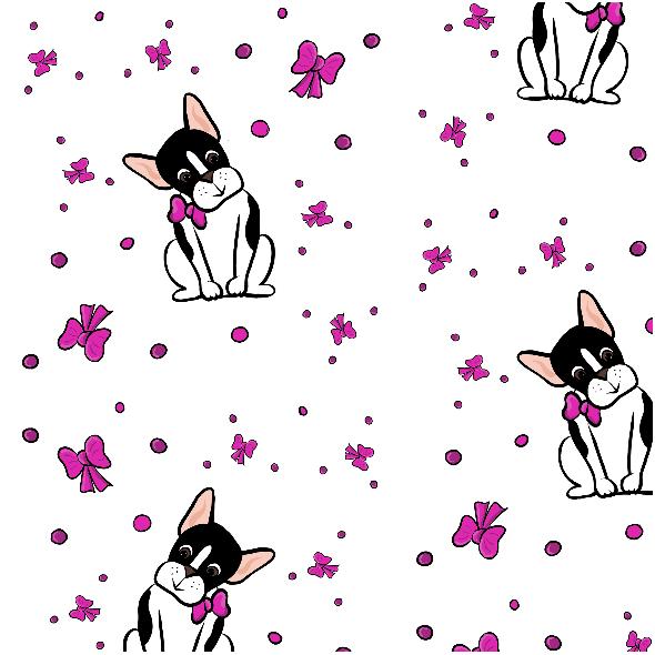 Fabric 12049 | Puppy