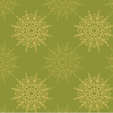Fabric 12056 | hindu - oliwka