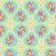 Tkanina 1382 | Cherry Blossom Bambi