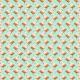 Fabric    Flamingo mint