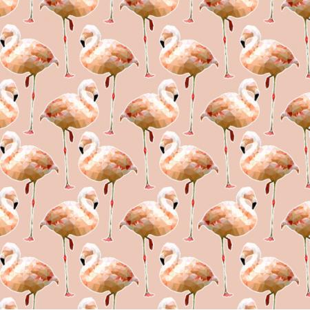 Tkanina 12109 | Flamingo Pink