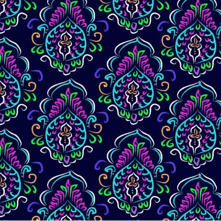 Fabric 12150 | indian night