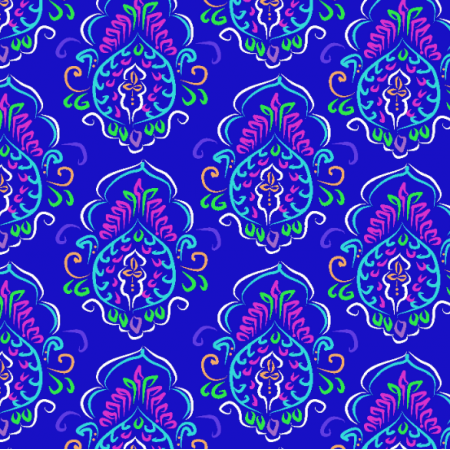 Fabric 12151 | Indian Twilight