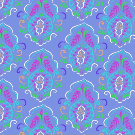 Fabric 12152 | Indian Sky