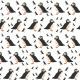 Tkanina 12166 | maskonury białe tło