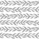 Fabric 12226 | Szare listki poziome