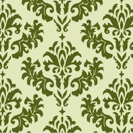 Tkanina 12230 | ornament  Oliwkowy