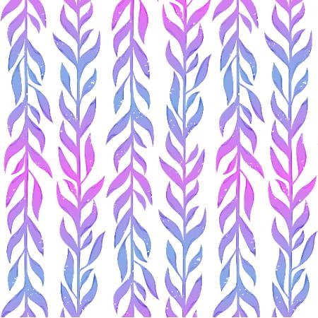 Fabric 12233 | Pastelowe listki pionowe