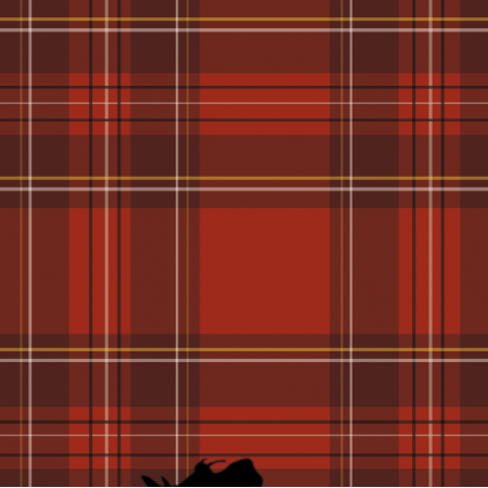 Tkanina 12281 | SCottish terrier III