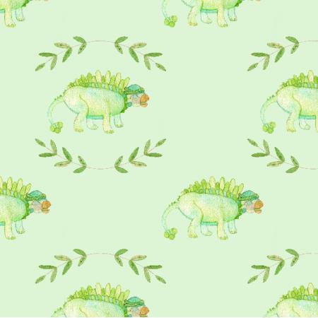 12314 | Green dinosaur