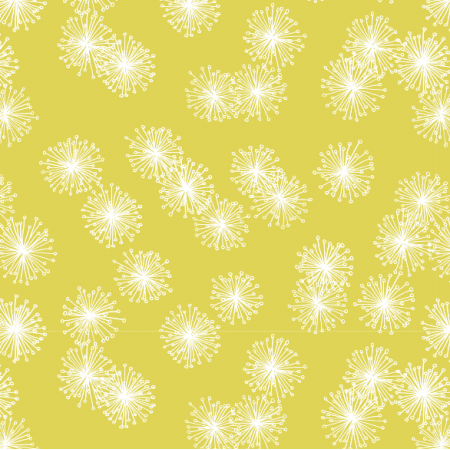 Fabric 12329 | Dandelions