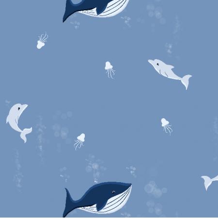 12426 | Delfiny i wieloryby